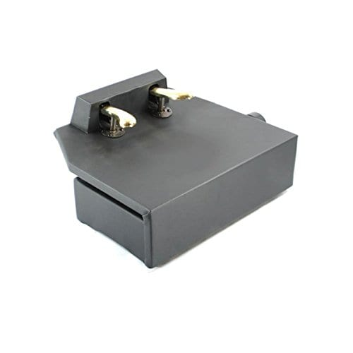 Frederick Piano Pedal Assistant Lift - Ebony Satin