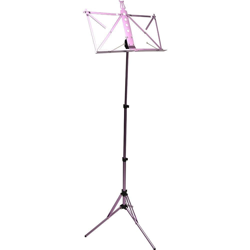Frederick Grip & Go Music Stand - Aluminum (Anodized Purple)