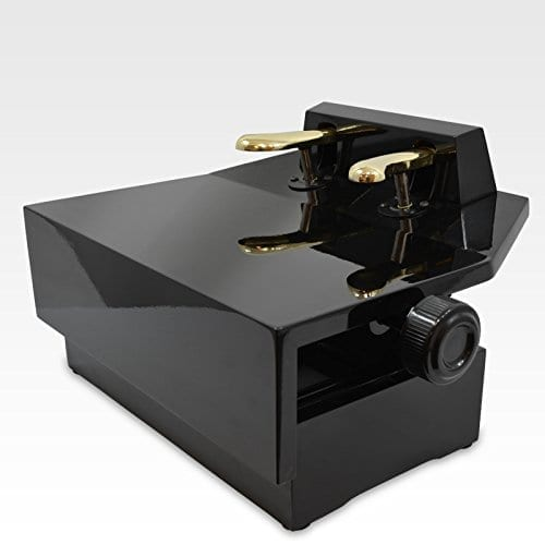 Frederick Piano Pedal Assistant Lift - Ebony Polish