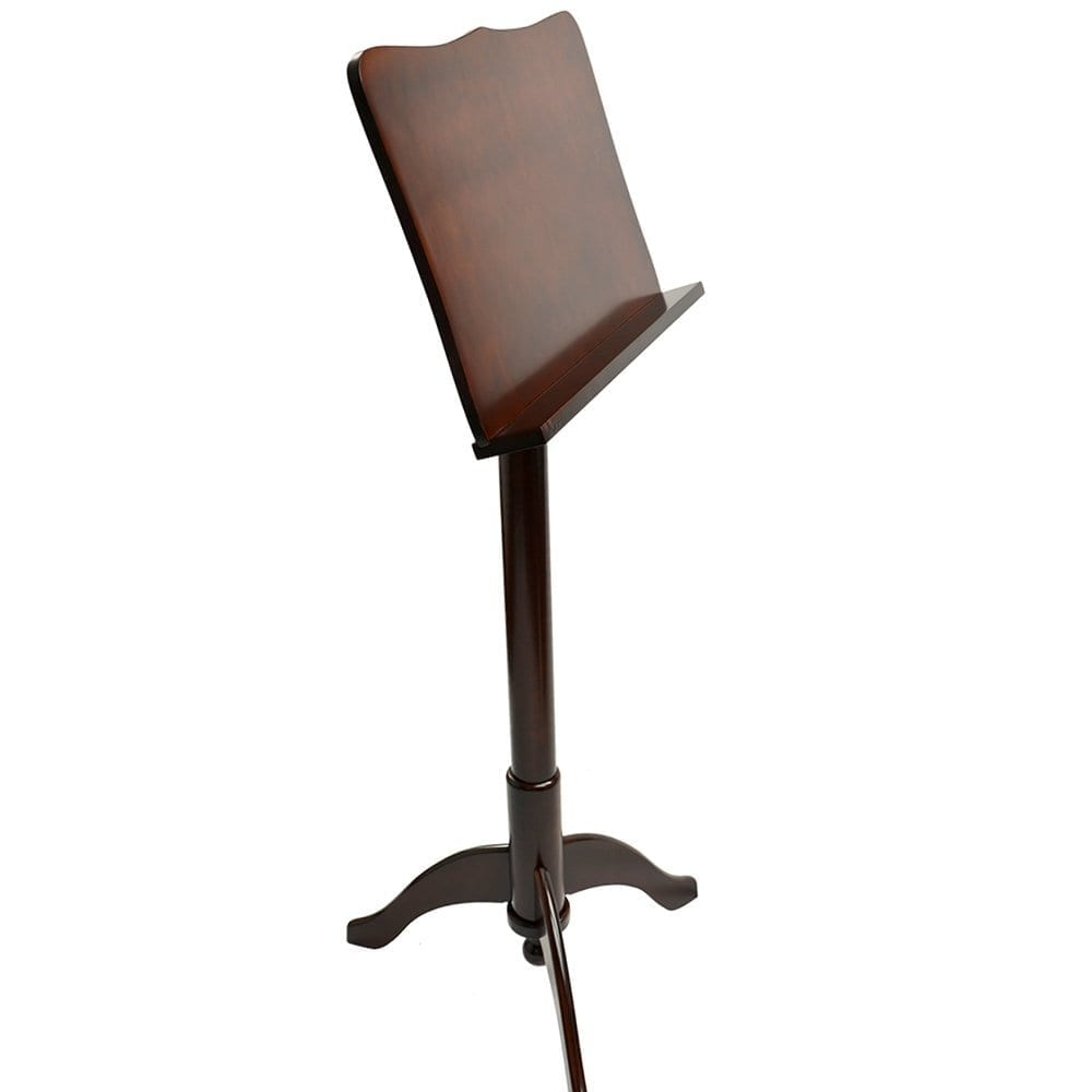 Frederick Prussian Deluxe Wooden Music Stand - Cherry