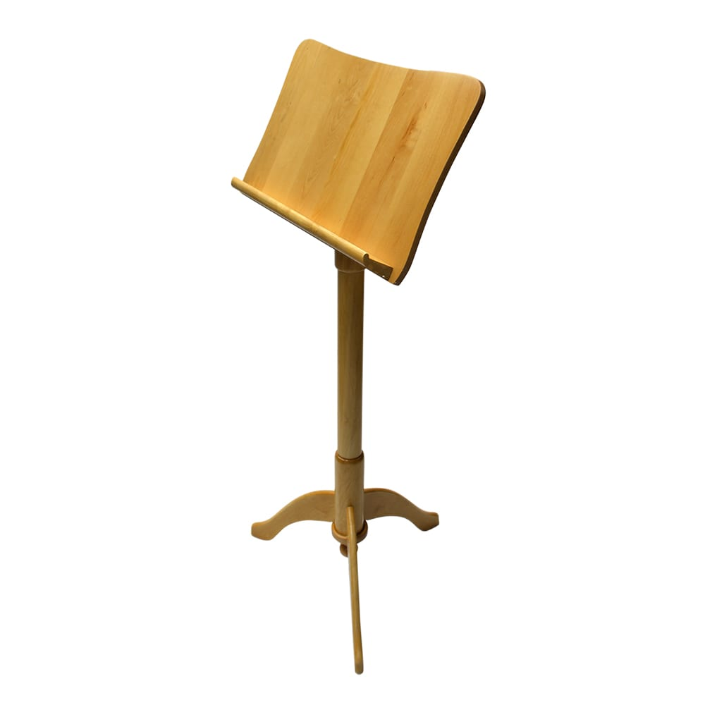 Frederick Adjustable Music Stand - Natural